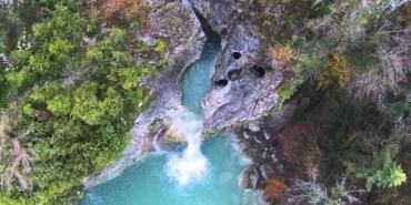doğa harikası pınarbaşı horma kanyonu