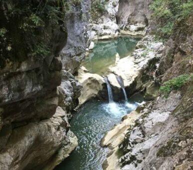 doğa harikası pınarbaşı horma kanyonu 1