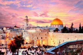 kudüs'ün ruhuna yolculuk