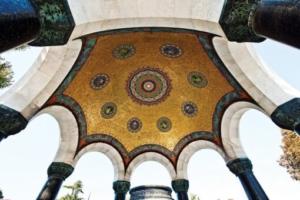 sultanahmet meydanında bir alman çeşmesi 3