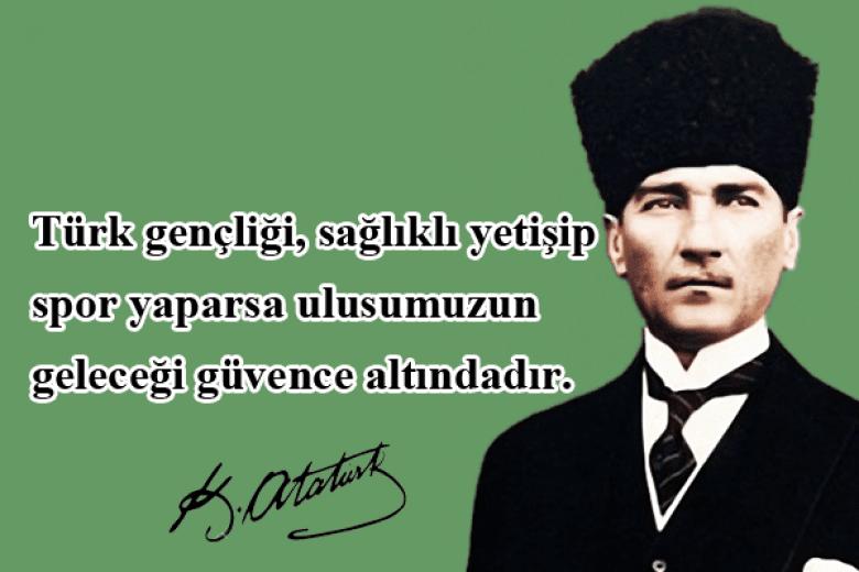 Atatürk'ün Gençliğe Öğütleri v