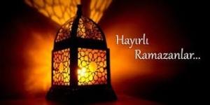 en güzel hayırlı ramazanlar mesajları