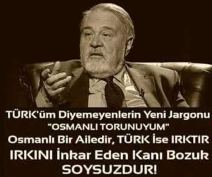 i̇lber ortaylı türklük sözleri