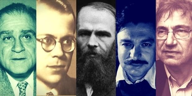 yazar ve şairlerin doğum ve ölüm tarihleri