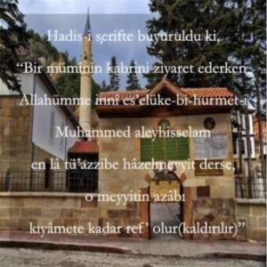 arefe günü kabir ziyaretinde okunacak dualar