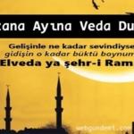 elveda ramazan duası sözleri