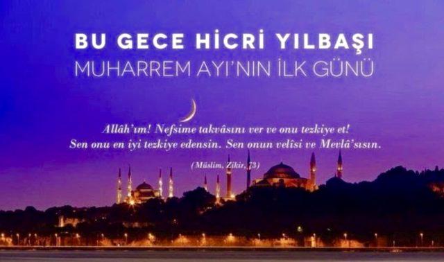 1442 hicri yeni yıl mesajları ve duası