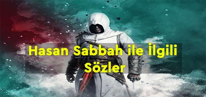 hasan sabbah ile ilgili sözler