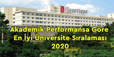 akademik performansa göre en başarılı üniversiteler