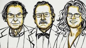 üç bilim adamına nobel fizik ödülü verildi