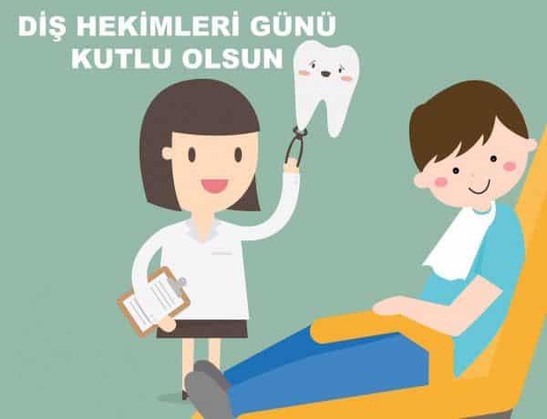 ağız ve diş sağlığı haftası kutlama mesajları