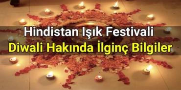 hindistan işık festivali nedir