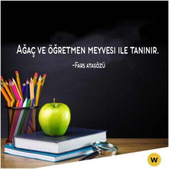öğretmen anlamlı sözler ve mesajlar