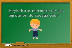öğretmenler ile i̇lgili güzel sözler