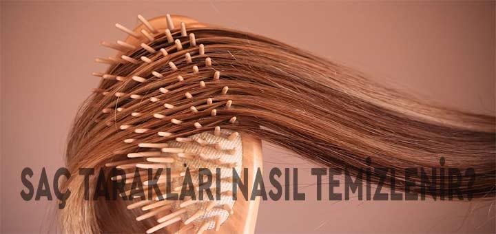 Saç Tarakları Nasıl Temizlenir