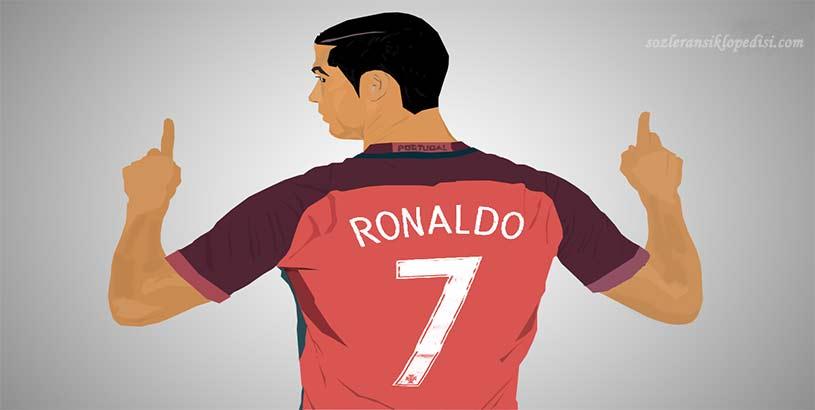 Cristiano Ronaldo Sözleri