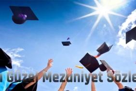 en güzel mezuniyet sözleri ve mesajları