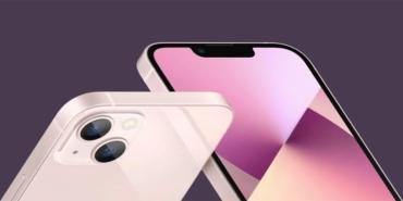 apple iphone 13 piyasaya sürdü