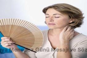 18 ekim dünya menopoz günü mesajı ve sözleri
