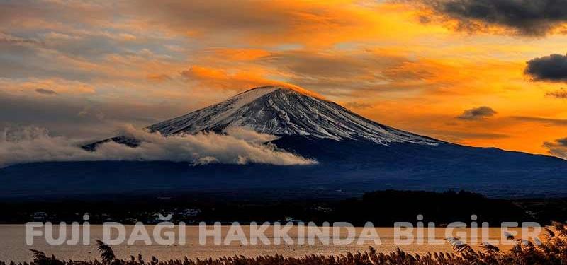 fuji dağı hakkında bilgiler